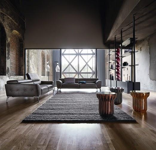 my magical attic roche bobois roman sofa design by. Black Bedroom Furniture Sets. Home Design Ideas