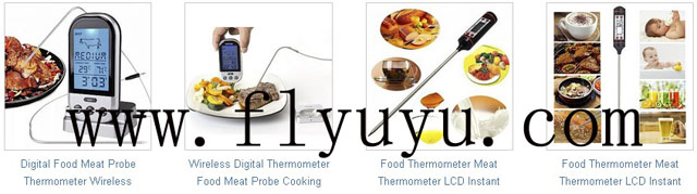 Digital Cooking Thermometer for Liquids