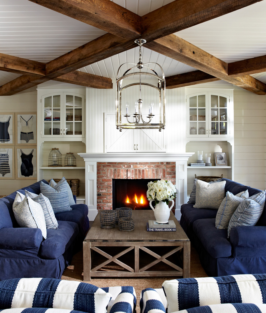 Decorated Mantel: Defining Your Decorating Style Series ...