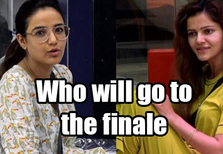 Rubina and Rahul are out of the task now who will go to the final