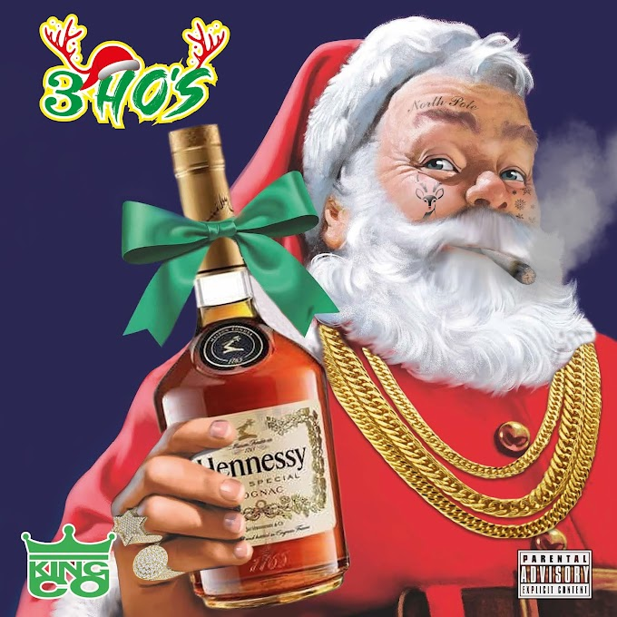 Rapper King Co's Hip-Hop Holiday Classic , '3 Hos' is Going VIRAL [VIDEO]