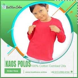 Cari Kaos Polos Lengan Panjang Anak Pesan Disini Harga Grosir <price>Rp24.000</price> <code>#AnakPJG</code>