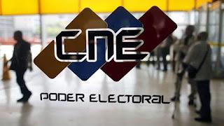 El CNE publicó la lista de miembros de mesa para los comicios del 6-D