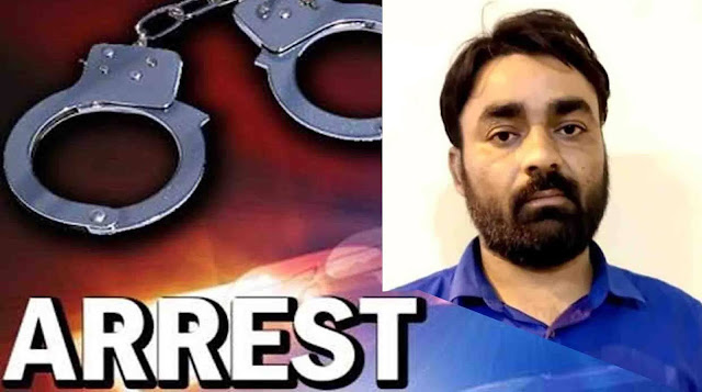 ISI का जासूस आतंकी संदीप कुमार, राजस्थान के नरहर से गिरफ्तार