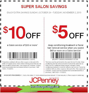 Jcpenney coupons may 2018