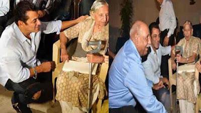 Salman Khan Katrina Kaif meets families separated during 1947 India Pakistan partition in Bharat special screening