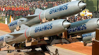India test fired Brahmos Supersonic Missile