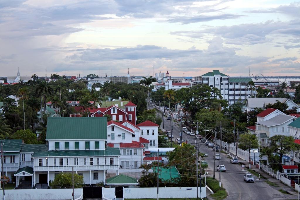 Traveling in Georgetown, Guyana   Georgetown guyana ...  Guyana New Amsterdam City Hall