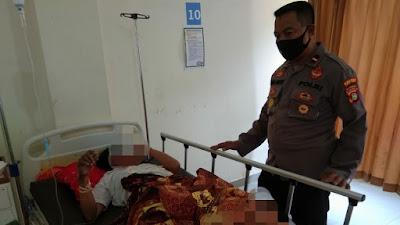Gas Elpiji Meledak, Nenek dan Cucu di Lotim Alami Luka Bakar