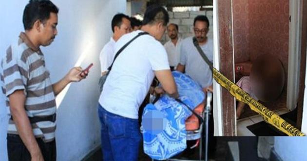 Wanita Berstatus Isteri Orang Menangis Ketakutan Selepas Kekasih Mati Di Dalam Tandas Rumah