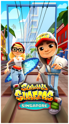 Subway Surfers Mod v 1.57.0 Singapore