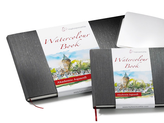 Review: Watercolor Book Hahnemuhle (ENG)