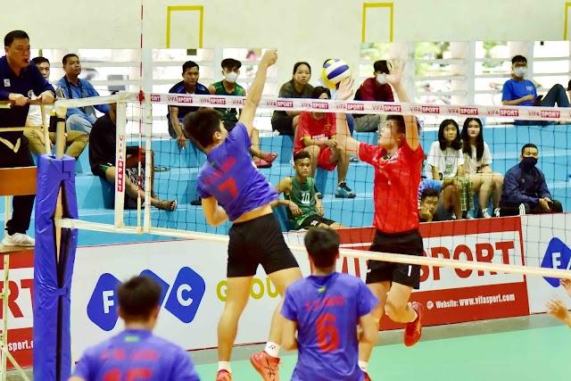 Đà Nẵng giành vé vào vòng chung kết hạng A 2021