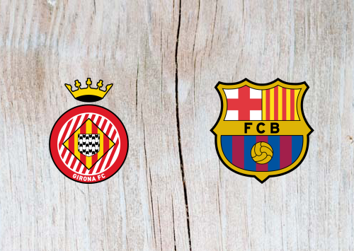 Girona vs Barcelona Full Match & Highlights 27 January 2019