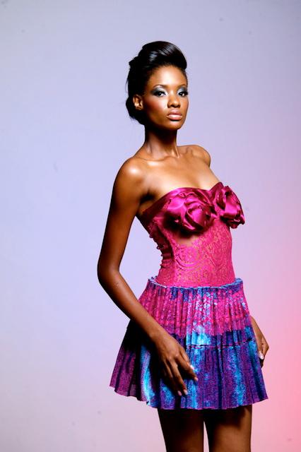 Ciaafrique African Fashion Beauty Style Lookbook Deola Sagoe Autumn Winter 2011