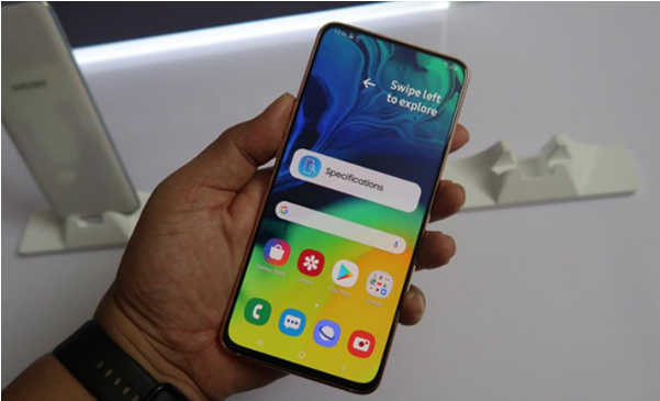 Fast charging tipped to be one of the key features of the Samsung Galaxy A90