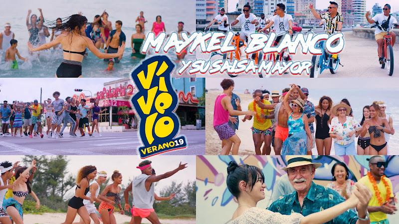 Maykel Blanco y su Salsa Mayor - ¨Vívelo¨ - Videoclip. Portal Del Vídeo Clip Cubano