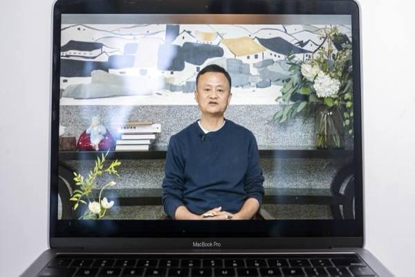 أخيرا.. ظهور المدير التنفيذي لـ Alibaba بعد اختفاء مقلق