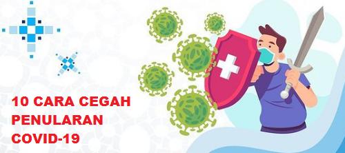 Penyebaran virus covid-19 semakin cepat dan massive di Indonesia ini, hal ini tentunya membuat masyarakat harus lebih sigap  dan lebih siaga lagi akan adanya potensi penularannya.  Dan kali ini saya ingin share tentang 10 Cara baru untuk cegah penularan Covid-19, Langsung saja simak informasinya dibawah ini: