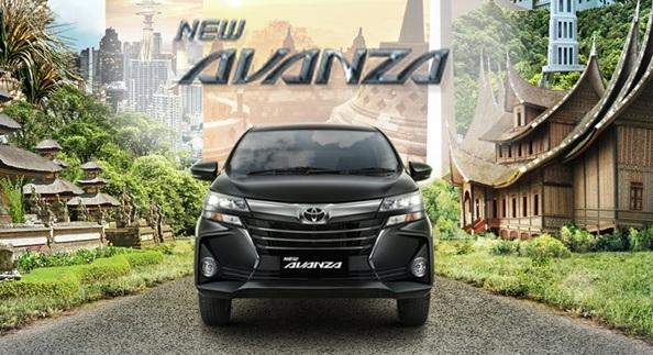 Toyota Avanza Mobil Keluarga