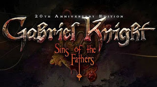 Gabriel Knight Sins of the Fathers HD (PC) 2014