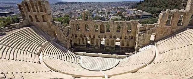 Dia 1 em Atenas