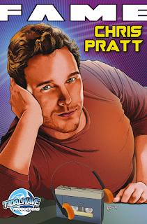 Chris Pratt - cover