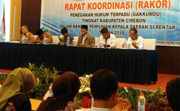 panwaslu kabupaten cirebon launching gakumdu