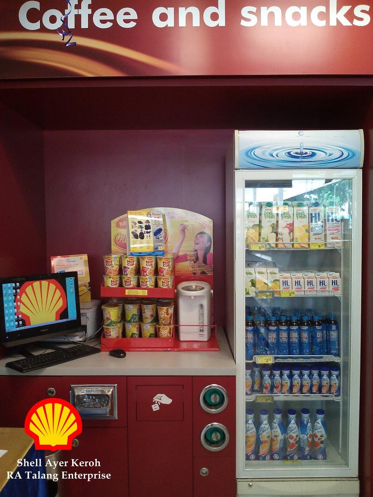 Shell-snack-panduan-perjalanan