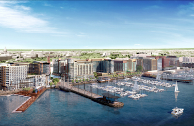 DC Wharf, Washington DC commercial property, retail for lease