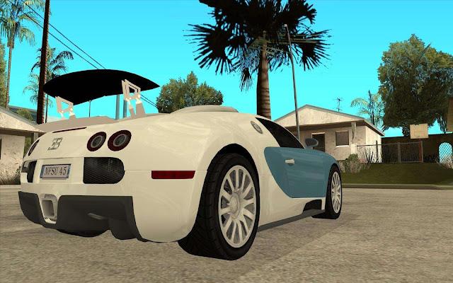 GTA San Andreas Car Auto Spoiler Mod For Pc
