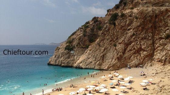 Kalkan, the beauty of Turkey: