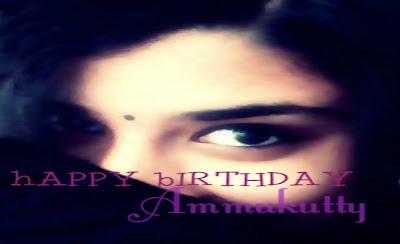 Happy Birthday Ammukutty February 2013