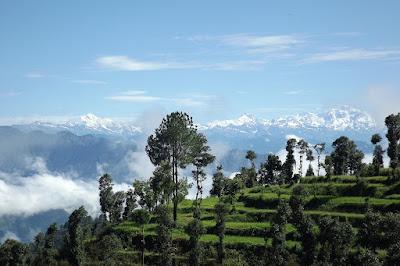 Khirsu Village, Pauri