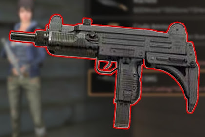 How to Create UZI SMG Weapons on LifeAfter