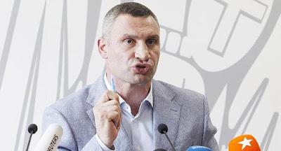 Кабмін погодив звільнення Кличка з посади глави КМДА погодив звільнення Кличка з посади глови КМДА