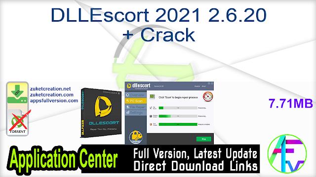 DLLEscort 2021 2.6.20 + Crack