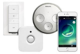 Philips Hue Smart Lighting Products