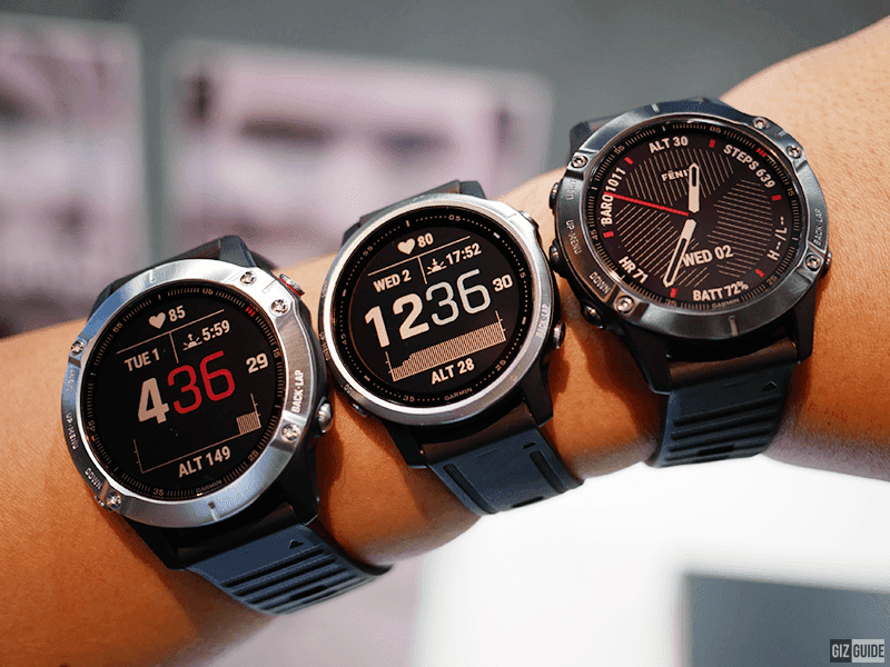 Garmin fēnix 6 flagship series lands in the Philippines, starts at PHP 40,995