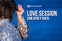 Love Session con Afri y Rafa