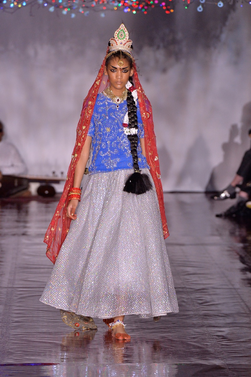 SS17 Ashish Collection Indian Culture Influence