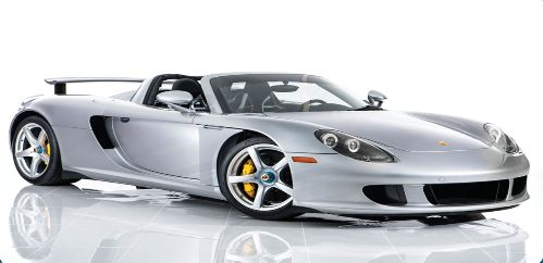 Which car company makes the famous Carrera model?