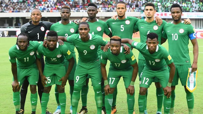 One of the players hoping to make it to the World Cup with Nigeria has dropped out of the race to Russia.