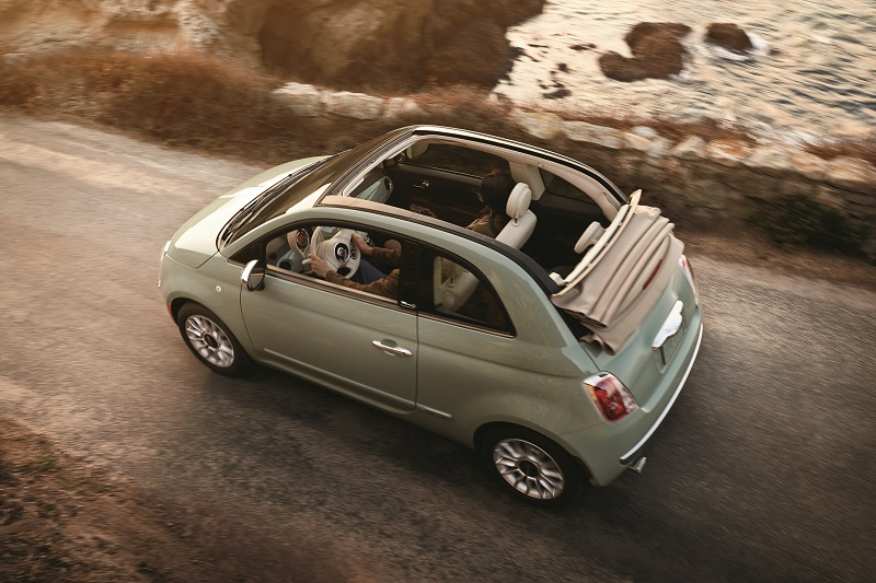 2017 fiat 500 and abarth model changes fiat 500 usa. Black Bedroom Furniture Sets. Home Design Ideas