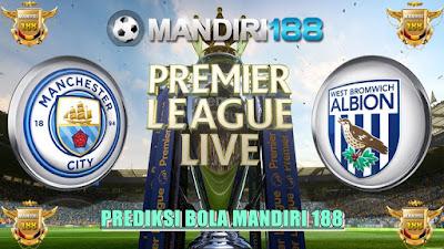 AGEN BOLA - Prediksi Manchester City vs W.B.A 17 Mei 2017