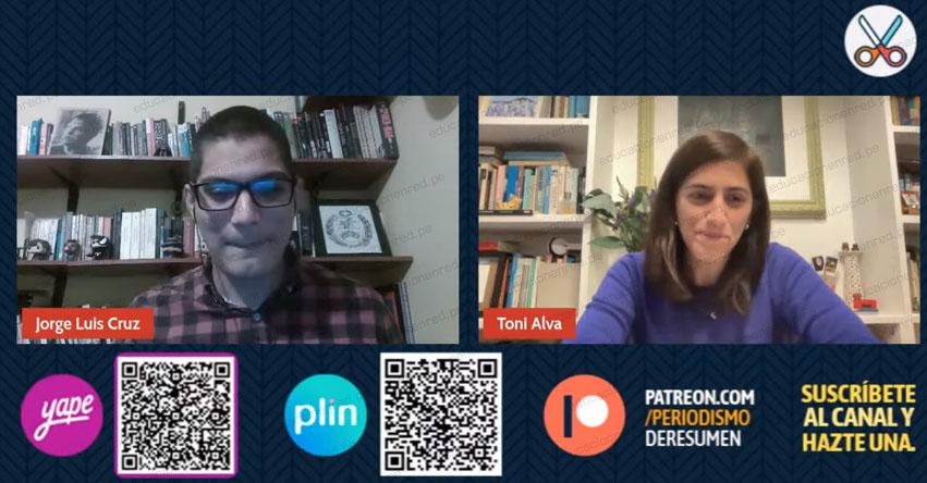 La élite en el Perú, aquella que tuvo mayor acceso a educación, es muy ignorante. No entiende el país (María Antonieta Alva) [VIDEO]