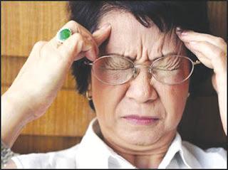 Tìm hiểu về chứng đau đầu do thiểu năng tuần hoàn não
