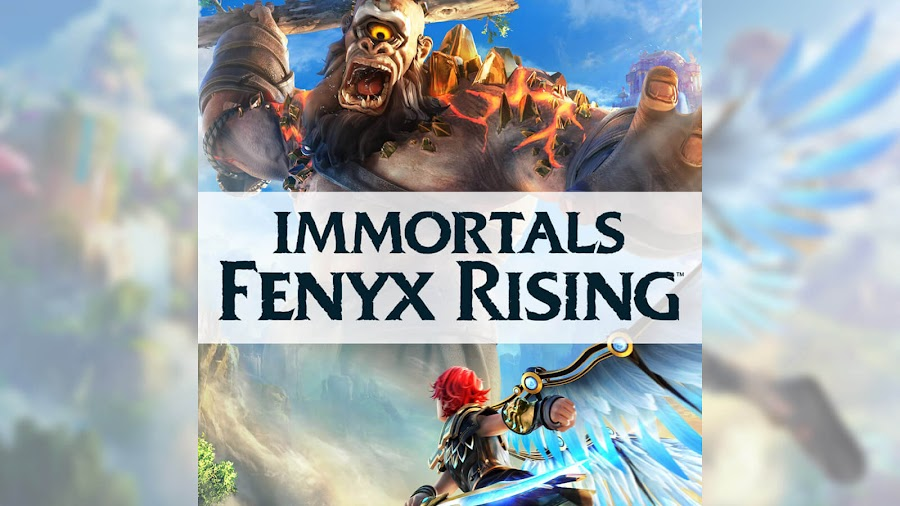 immortals fenyx rising release date screenshots full description leaked microsoft store gGreek mythology action-adventure game gods & monsters ubisoft forward
