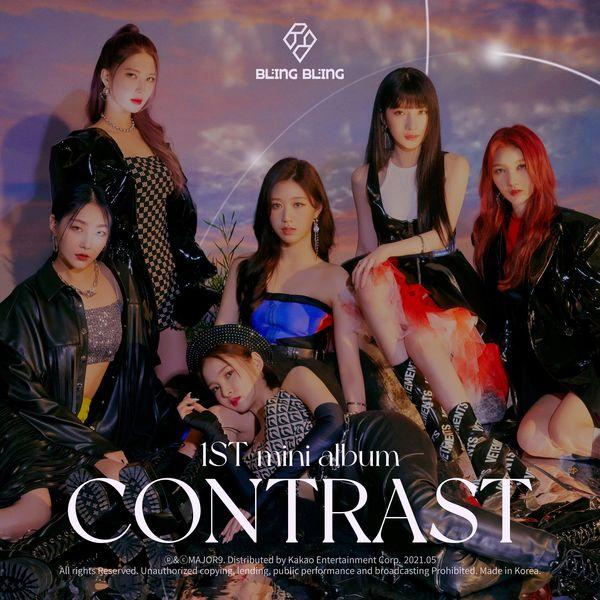 Bling Bling – CONTRAST – EP