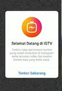 Cara Membuat Saluran IG Tv Instagram dengan  Sangat Mudah